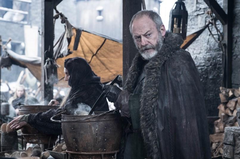 Davos Seaworth, Il Trono di Spade, HBO
