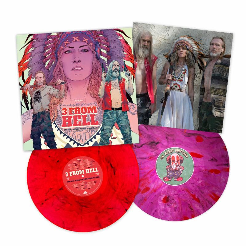 3 From Hell Vinyl Release
