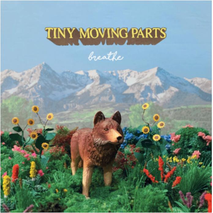 tiny moving parts breathe cover artwork Tiny Moving Parts announce new album, breathe, share Medicine: Stream