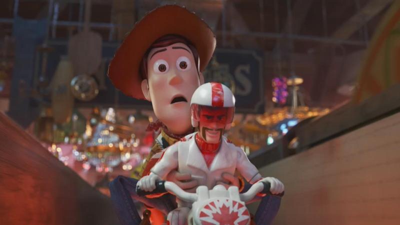 Toy Story 4 (Pixar)