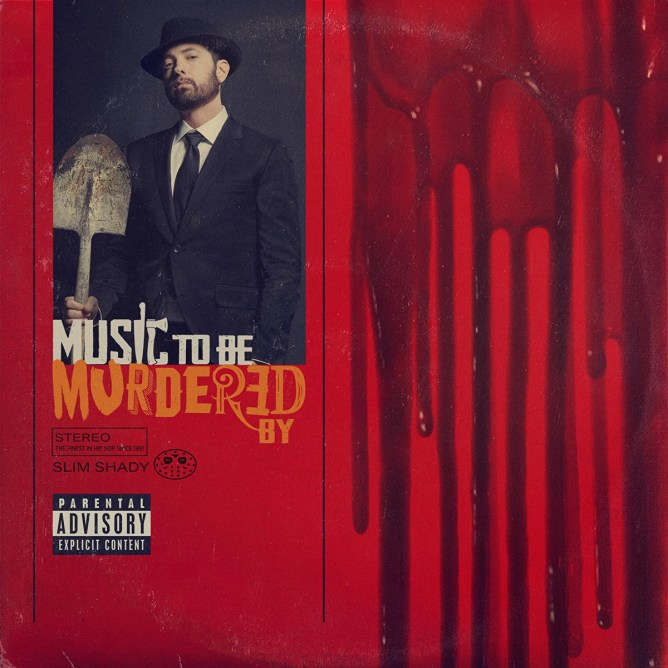 Eminem Music To Be Murdered By