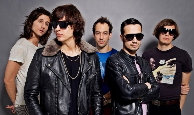 The Strokes Tease New Album The New Abnormal | Consequence of Sound