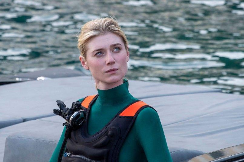 Elizabeth Debicki to Play Princess Diana