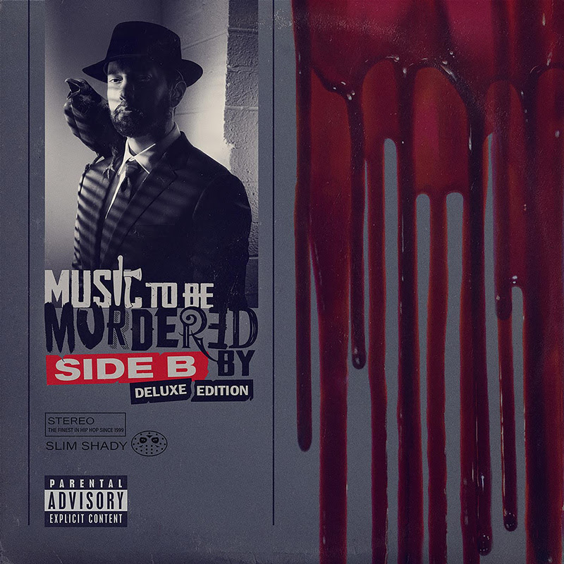Eminem Music To Be Murdered By – Side B (Deluxe Edition) artwork