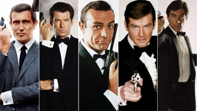 Watch 20 James Bond Movies Streaming for Free on YouTube | Consequence of  Sound