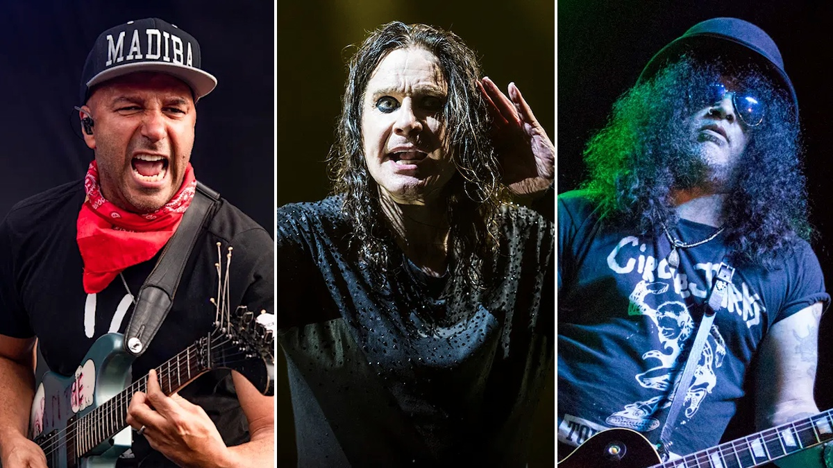 Tom Morello: Slash and I Nearly Got Blown Up Onstage at an Ozzy Osbourne Show