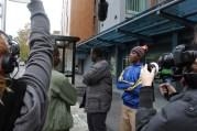 Scenario shoot day
