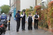 Directing a stop and search documentary