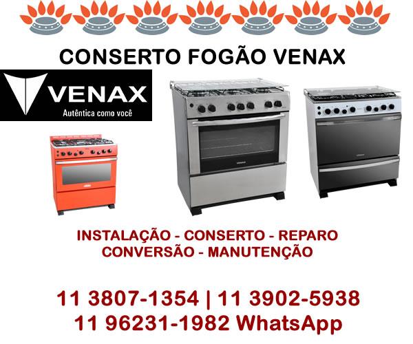 Conserto Fogão Venax