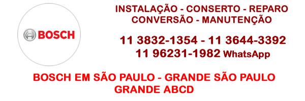 Bosch São Paulo - grande São Paulo - grande ABCD