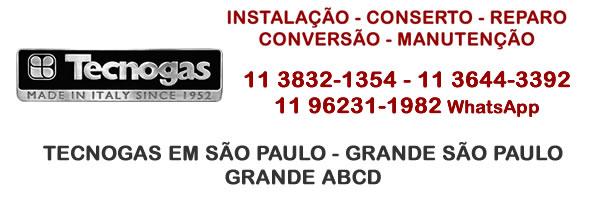 Tecnogas São Paulo - grande São Paulo - grande ABCD