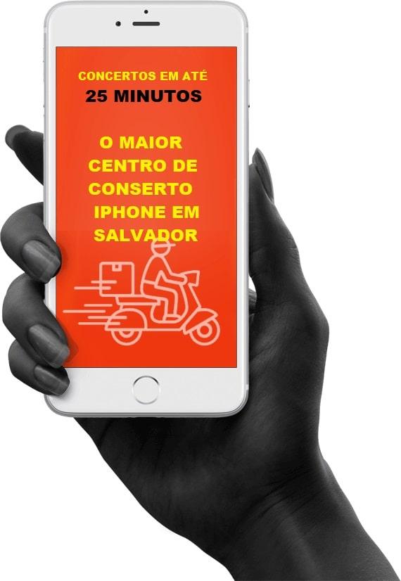 ASISTÊNCIA TÉCNICA IPHONE APPLE EM SALVADOR