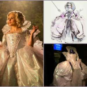 Sandy Powell: Costume Designer on Disney's Cinderella