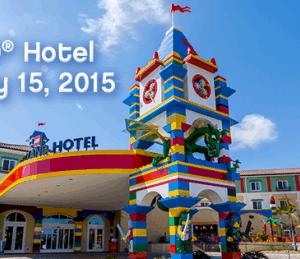Legoland Hotel Florida Unveils Newest Theme!
