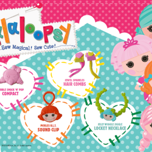 Lalaloopsy Minis Giveaway ends 5/25