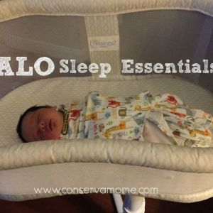 HALO Bassinest Swivel Sleeper Review