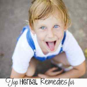 Top Herbal Remedies for Hyperactive Children