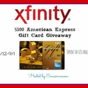 See What Xfinity Cloud DVR Can Do & Win $100 Amex Gift card ends 9/1