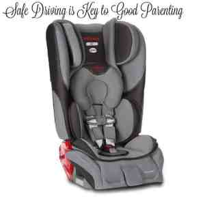 Safe Driving is Key to Good Parenting