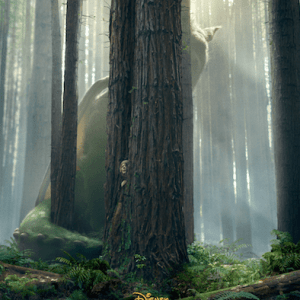 Pete's Dragon First Sneak Peek!