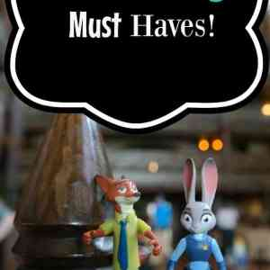 Zootopia Swag Must Haves