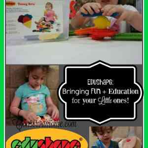 Bring Education + Fun with EduShape