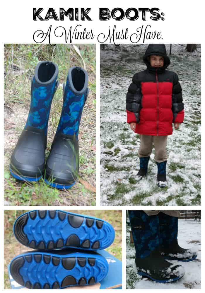 Kamik boots