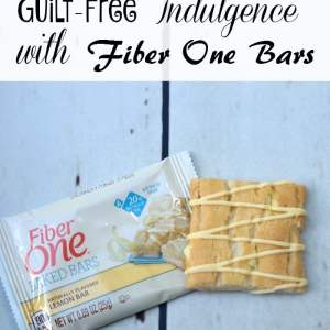 Guilt-Free Indulgence with Fiber One Bars