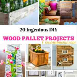 20 Ingenious DIY Wood Pallet Projects