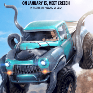 MONSTER TRUCKS Movie Trailer!