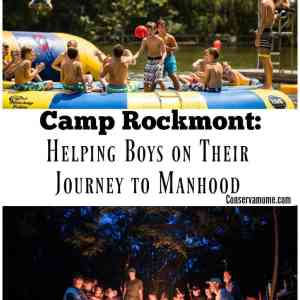 Camp Rockmont: Helping Boys on Their Journey to Manhood