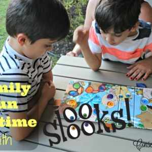 Family Fun Anytime with Slooooks Family Game
