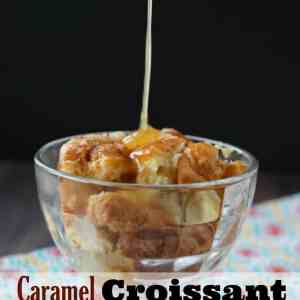 Croissant Bread Pudding Recipe