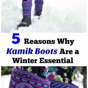 5 Reasons Why Kamik Boots Are a Winter Essential