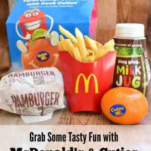 Grab Some Tasty Fun with McDonald's and Cuties