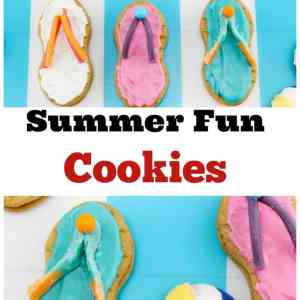 Summer FunCookies