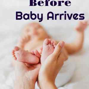 50 Things to Do Before Baby Arrives