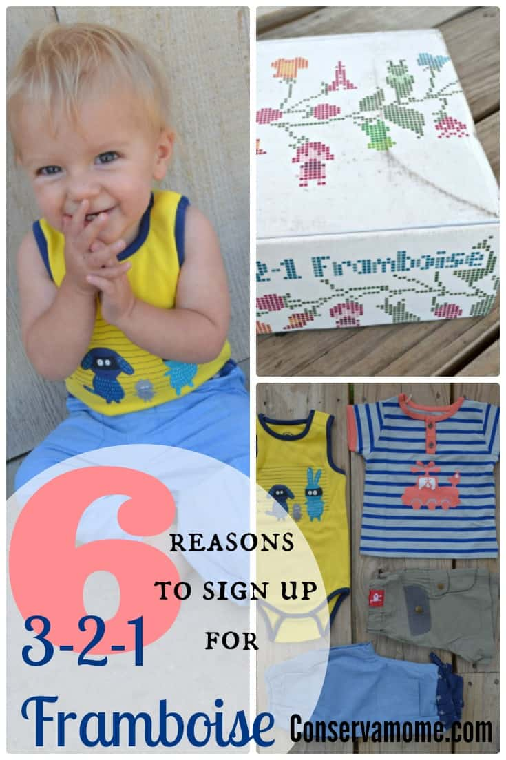 Not all baby clothing subscription boxes are created equal,some soar to the top from the moment you receive them. Find out 6 reasons  why  you need 3-2-1 Framboise  monthly subscription box .