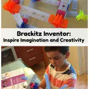 Brackitz Inventor: Inspire Imagination and Creativity