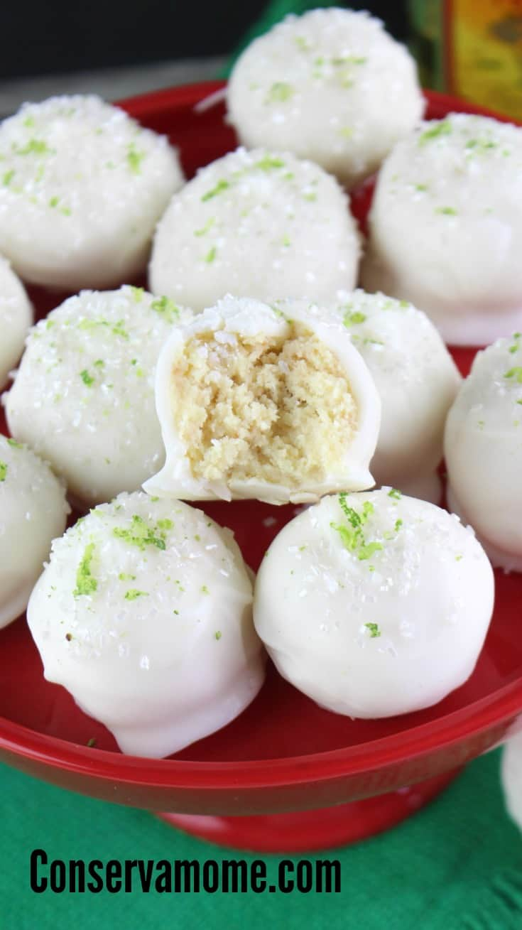 Incorporate the popular summer drink with a tasty desert for an out of this world treat. ThisMargarita Cake Balls Recipe is A Delicious Summer Treat perfect for any event,gathering or just because.