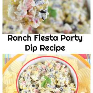 Ranch Fiesta Party Dip Recipe