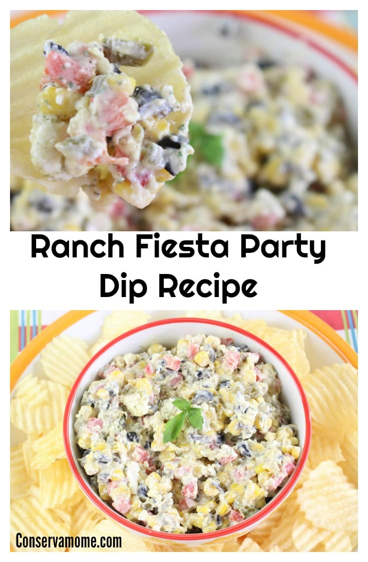 The Ranch Fiesta Party Dip is the perfect recipe for a fun party or gathering. Easy to put together and so delicious to eat, it will be so popular it will disappearquickly!