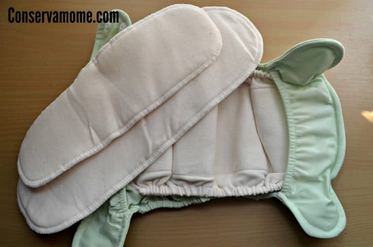 Gerber It's A Snap All-in-One Cloth Diaper Review