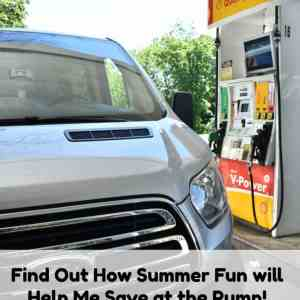 Find out How Summer Fun Will Help You Save at the Gas Pump