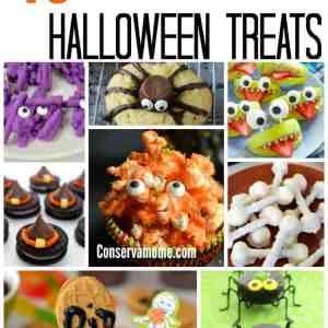 40 Spooky & Fun Halloween Treats