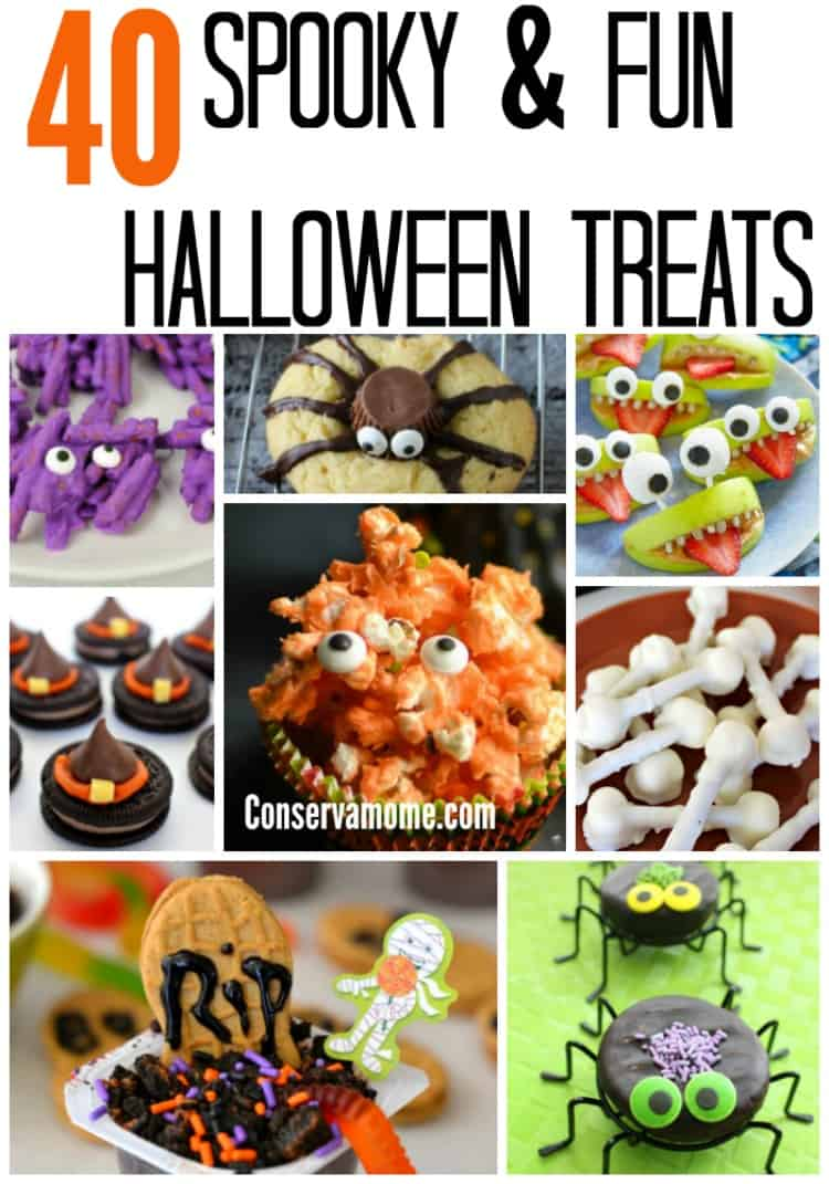 This Spooky but fun selection of 30 Halloween treats will have your little ghouls and goblins jumping for joy!