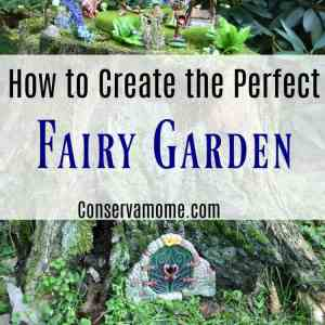 How to Create the Perfect Fairy Garden