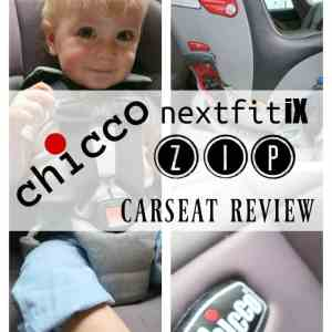 Chicco Next Fit iX Zip Convertible Car Seat Review