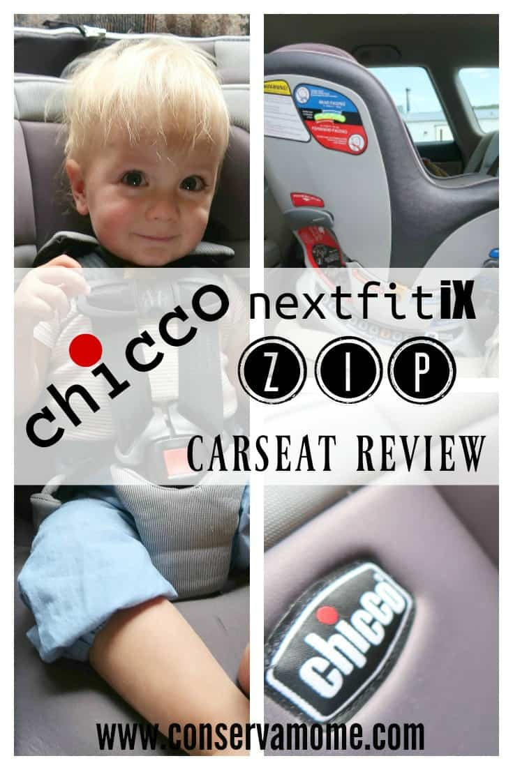 Find out why the  Chicco Next Fit iX Zip Convertible Car seat is a must have for parents.