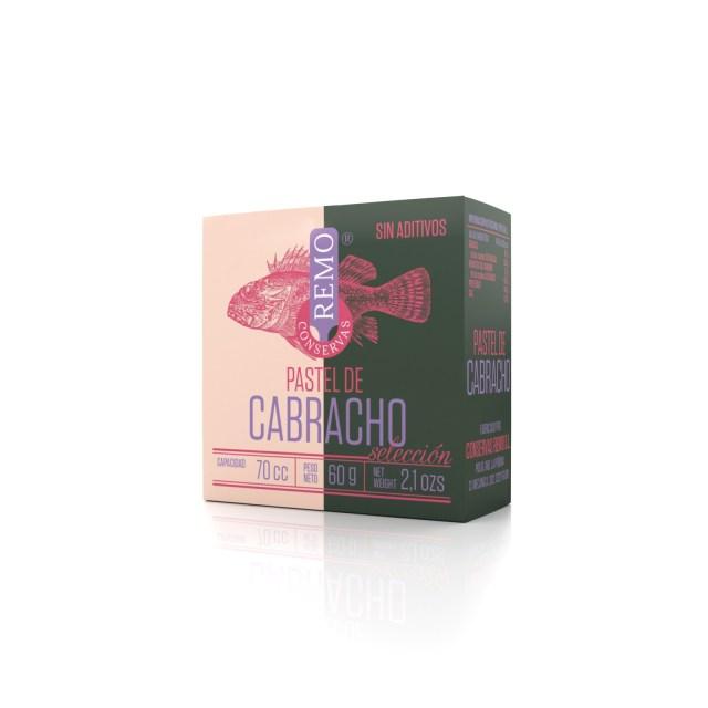 Pastel de Cabracho. Lata 60 g